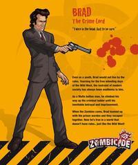 Zombicide Survivor: Brad