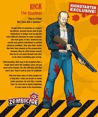 Zombicide Survivor: Rick