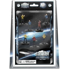 Star Trek Heroclix Away Team