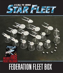 A Call To Arms: Star Fleet: Federation Fleet Box