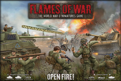 Flames of War: Open Fire!