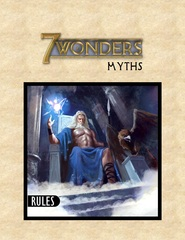 7 Wonders: Myths (fan expansion for 7 Wonders)