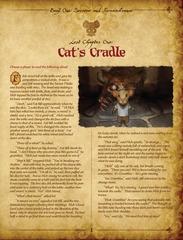 Mice and Mystics Lost Chapter: Cat's Cradle