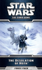 Star Wars: The Card Game Force Pack - The Desolation of Hoth