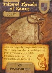Mice and Mystics: Tattered Threads of Reason