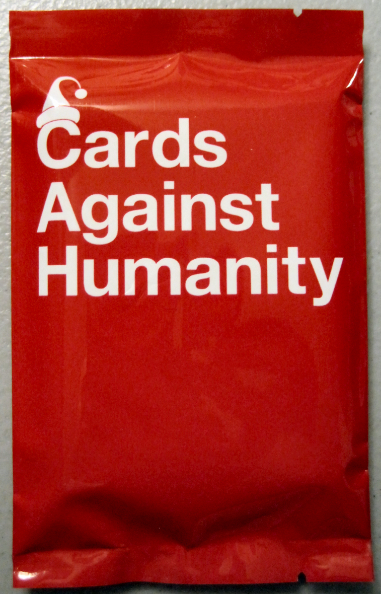 Cards Against Humanity: Holiday Expansion 2012