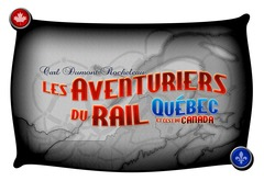 Les Aventuriers du Rail : Québec et l'Est du Canada (fan expansion for Ticket to Ride)