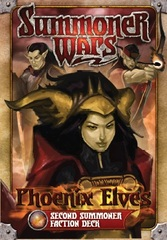 Summoner Wars: Phoenix Elves Second Summoner