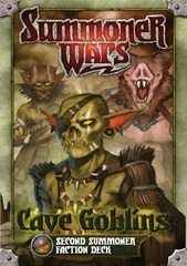 Summoner Wars: Cave Goblins Second Summoner