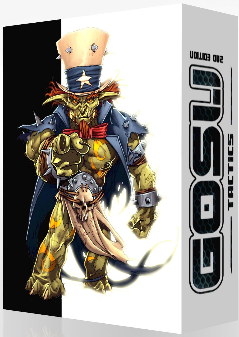 GOSU: Tactics 2nd Edition