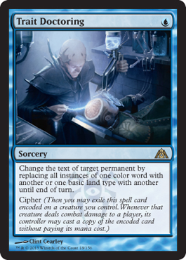 Trait Doctoring - Foil