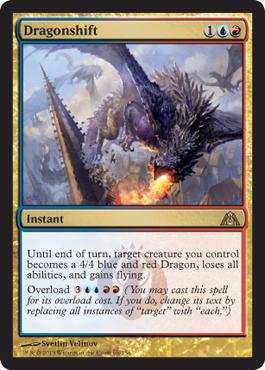Dragonshift - Foil