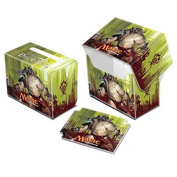 Dragons Maze Ruric Thar Side Load Deck Box for Magic