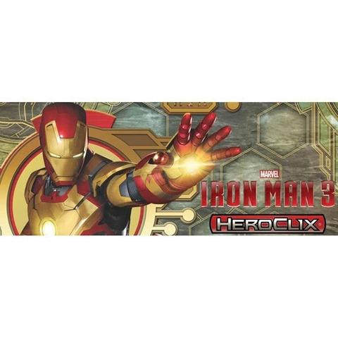 Iron Man 3 Gravity Feed Display