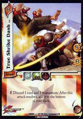True Shrike Dash:.