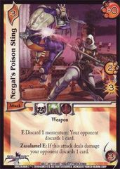Nergal's Poison Sting
