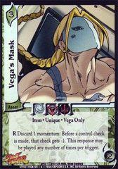 Vega's Mask