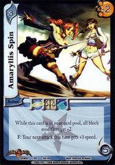 Amaryllis Spin