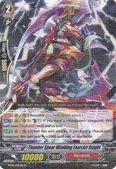 Thunder Spear Wielding Exorcist Knight - BT08/040EN - R