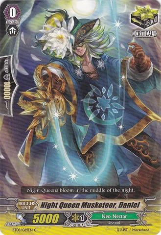 Night Queen Musketeer, Daniel - BT08/069EN - C
