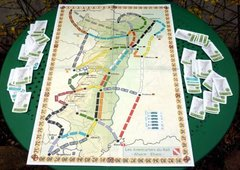 Les Aventuriers du rail Alsace (fan expansion for Ticket to Ride)
