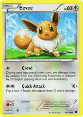 Eevee - 89/116 - Common