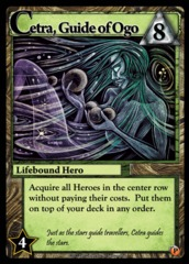 Ascension: Storm of Souls - Cetra, Guide of Ogo Promo