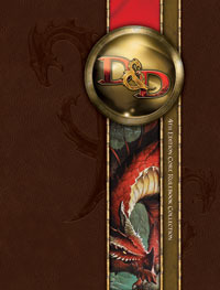 4th Edition Core Rulebook Gift Set