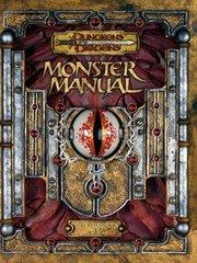 Monster Manual I
