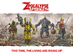 Zpocalypse: Aftermath Z-Team Alpha