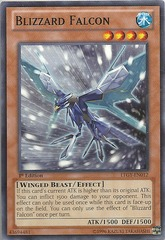 Blizzard Falcon - LTGY-EN012 - Common - 1st Edition