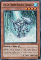 Stream, Dragon Ruler of Droplets - LTGY-EN096 - Common - 1st