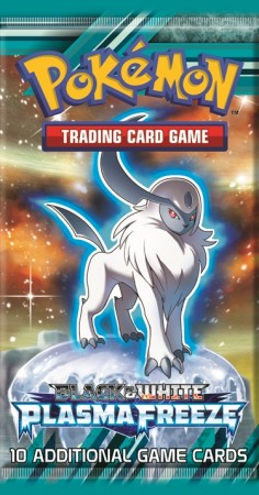 Black & White - Plasma Freeze Booster Pack