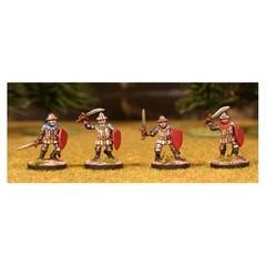 Sargentos desmontados 1. Atacando (150810-0087)