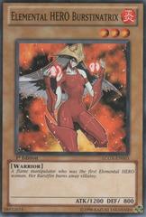 Elemental HERO Burstinatrix - LCGX-EN003 - Common - Unlimited Edition