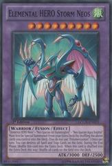 Elemental HERO Storm Neos - LCGX-EN073 - Common - Unlimited Edition