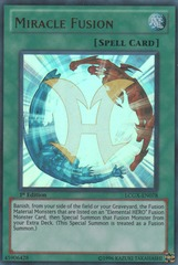 Miracle Fusion - LCGX-EN078 - Ultra Rare - Unlimited Edition