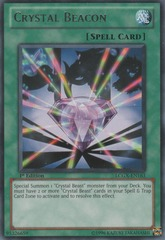 Crystal Beacon - LCGX-EN163 - Rare - Unlimited Edition
