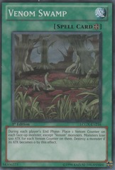 Venom Swamp - LCGX-EN216 - Common - Unlimited Edition
