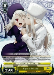 Illya and Irisviel - S17-PE05 - PR