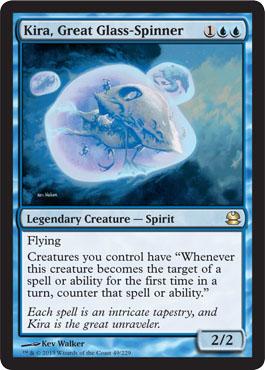 Kira, Great Glass-Spinner - Foil