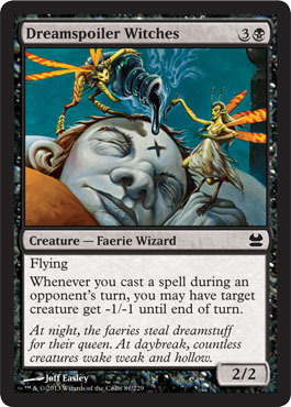 Dreamspoiler Witches - Foil