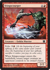 Stingscourger on Channel Fireball