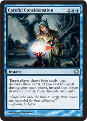 Careful Consideration - Foil