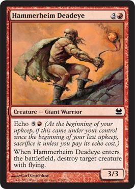 Hammerheim Deadeye - Foil