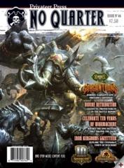 No Quarter Magazine Issue: 46
