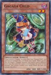 Gagaga Child - YS13-EN006 - Common - 1st Edition
