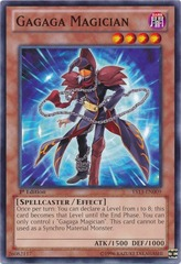 Gagaga Magician - YS13-EN009 - Common - 1st Edition