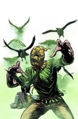 Detective Comics #23.3 Scarecrow
