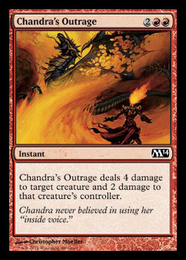Chandras Outrage